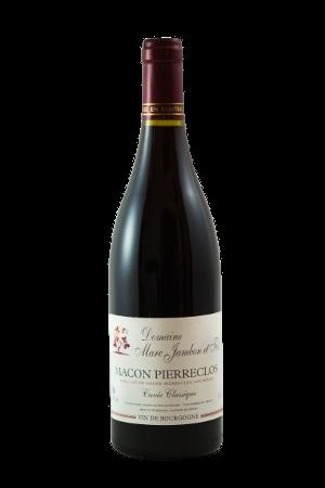 Mâcon-Pierreclos Cuvée Classique - Domaine Marc JAMBON et Fils