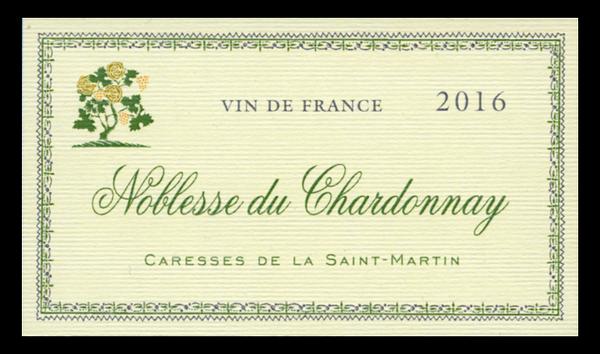 Domaine Marc JAMBON et Fils- Noblesse du Chardonnay - Caresse de la Saint-Martin