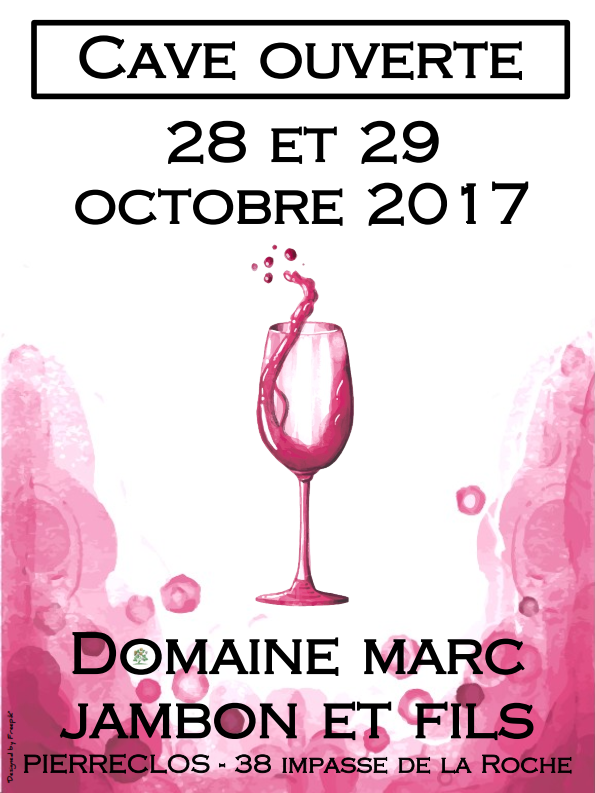 Portes ouvertes Domaine Marc Jambon et Fils - Pierreclos