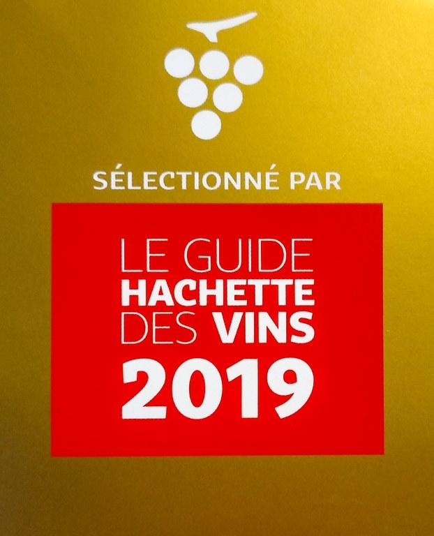 Guide Hachette 2019 - Domaine Marc JAMBON et Fils - Mâcon-Pierreclos Cuvée Fût de Chêne 2015