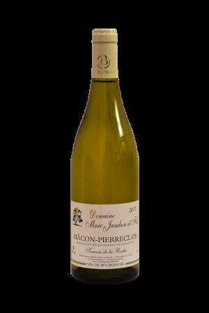 Mâcon-Pierreclos blanc Terroir de la Roche Domaine Marc JAMBON et Fils