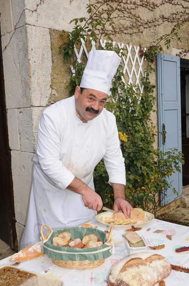 Jean-Luc CLOUZEAU - Terroirs Gourmands - Foie Gras